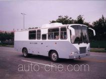 华美牌LHM5111TGC型工程车