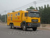 Huamei LHM5251TQX emergency vehicle