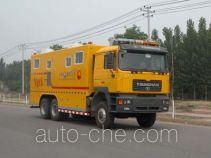 华美牌LHM5251TQX型抢险车