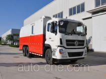 Huamei LHM5252TCJ80 logging truck