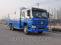 Huamei LHM5257TCJ60 logging truck