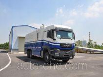 Huamei LHM5258TCJ90 logging truck