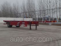 Huasheng Shunxiang LHS9150TJZ empty container transport trailer