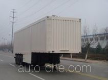 Taicheng LHT9380XXY box body van trailer