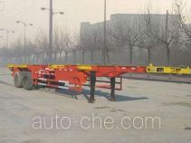 Taicheng LHT9350TJZ container transport trailer