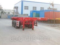 Taicheng LHT9351TJZG container transport trailer