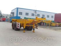 Taicheng LHT9352TJZG container transport trailer