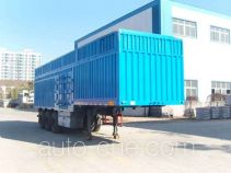 Taicheng LHT9381XXY box body van trailer