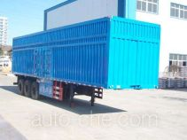 Taicheng LHT9390XXY box body van trailer