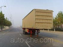 Taicheng LHT9400XXY box body van trailer