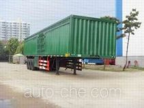 Taicheng LHT9402XXY box body van trailer