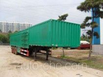 Taicheng LHT9403XXY box body van trailer