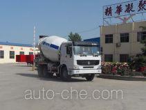 Luyue LHX5250GJB concrete mixer truck