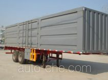 Luyue LHX9301XXY box body van trailer