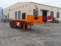 Luyue LHX9401ZZXP flatbed dump trailer