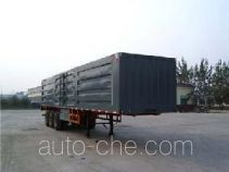 Luyue LHX9402XXY box body van trailer
