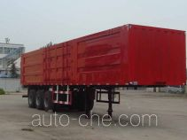 Luyue LHX9406XXY box body van trailer