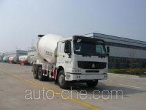 华宇达牌LHY5251GJBZL型混凝土搅拌运输车