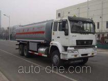 华宇达牌LHY5254GJY型加油车