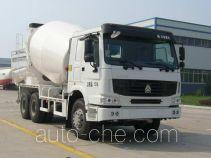 华宇达牌LHY5258GJBZ1型混凝土搅拌运输车