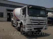 华宇达牌LHY5310GJB型混凝土搅拌运输车