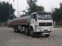 华宇达牌LHY5311GJY型加油车