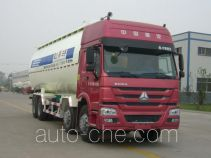 Huayuda LHY5312GFLZ1 low-density bulk powder transport tank truck