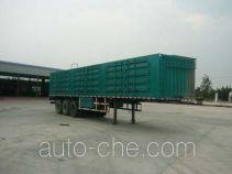 Huayuda LHY9281XXY box body van trailer