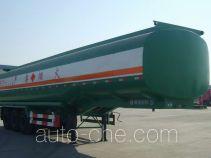 华宇达牌LHY9330GJY型加油半挂车