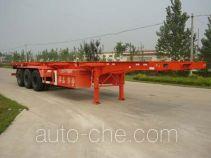 华宇达牌LHY9370TJZ型集装箱半挂牵引车