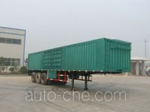 Huayuda LHY9392XXY box body van trailer