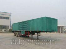 Huayuda LHY9393XXY box body van trailer