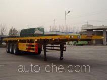 华宇达牌LHY9400P型平板半挂车