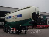 华宇达牌LHY9401GFLD型中密度粉粒物料运输半挂车