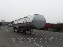 Huayuda LHY9401GSYA aluminium cooking oil trailer