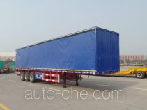 Huayuda LHY9401XXY box body van trailer