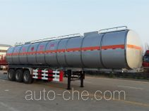 Huayuda LHY9402GRY flammable liquid tank trailer