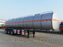 Huayuda LHY9402GSYA edible oil transport tank trailer
