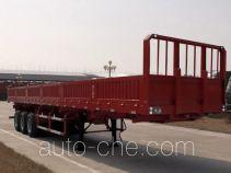 华宇达牌LHY9402ZZX型自卸半挂车