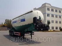 华宇达牌LHY9403GFLA型中密度粉粒物料运输半挂车