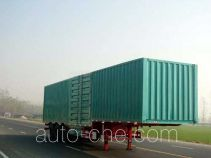 Huayuda LHY9404XXY box body van trailer