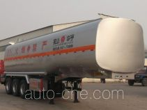 Huayuda LHY9406GRY flammable liquid tank trailer