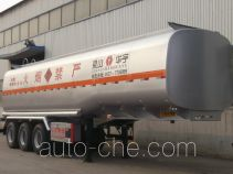 Huayuda LHY9408GRY flammable liquid tank trailer