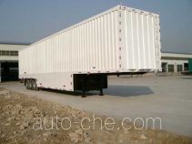 Huayuda LHY9408XXY box body van trailer