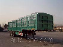 华宇达牌LHY9409CCY型仓栅式运输半挂车