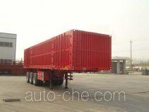 Huayuda LHY9409XXY box body van trailer