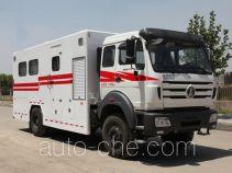 Lankuang LK5122TBC control and monitoring vehicle