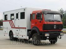 Lankuang LK5132TBC control and monitoring vehicle