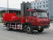 Lankuang LK5132TJC35 well flushing truck