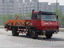 兰矿牌LK5160ZBG型背罐车
